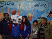 Miembros de nuestra ONG hermana Benposta Nación de Muchach@s